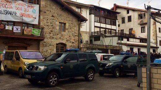 Detenidas 4 personas en Vizcaya por organizar un homenaje a la etarra Lucía Urigoitia Ajuria