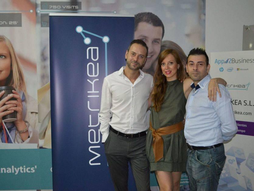 Rubén, Beatriz y Arturo, Metrikea
