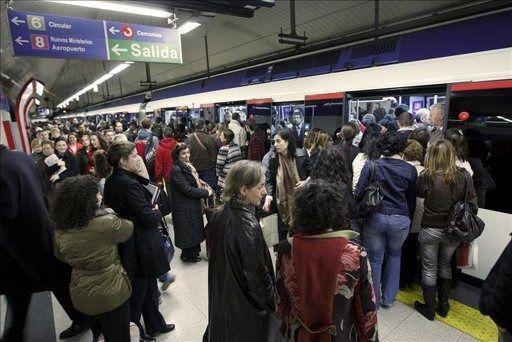 García-Page suscribirá un convenio con Cristina Cifuentes sobre al Abono Transportes de Madrid
