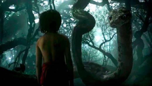 El primer trailer de 'El libro de la selva' revela a un Mowgli de carne y hueso