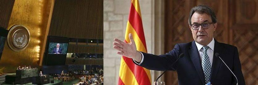 Cataluña podría encontrar más rechazos: nada más y nada menos que en la ONU