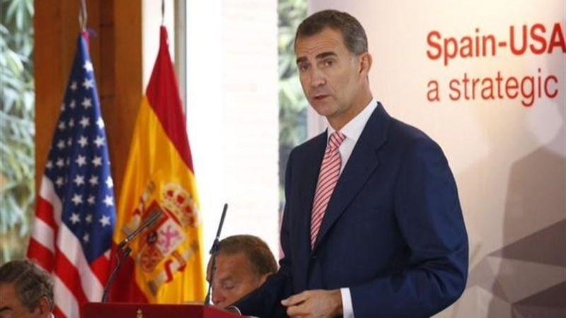 El Rey anima a los empresarios estadounidenses a invertir en una España 'que resurge con fuerza'