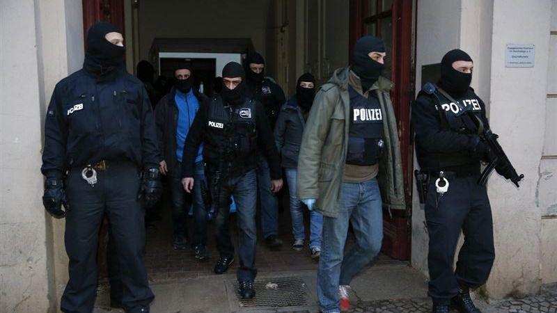 La Policía de Berlín mata a tiros a un terrorista yihadista tras un ataque a un agente