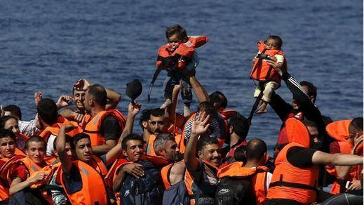 Las demandas de asilo a la Unión Europea crecen un 85% en un año