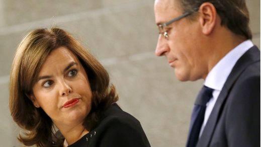 Santamaría anuncia que se destinarán 104 millones de euros a un plan contra la trata de mujeres