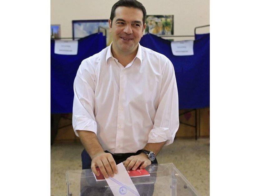 >>Tsipras: el pueblo votará a un Gobierno que dará la batalla en Europa