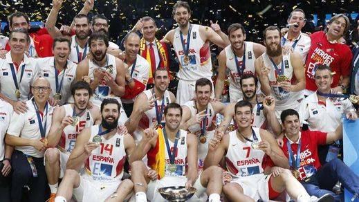 Una generación legendaria para el baloncesto español se despide a lo grande con el Eurobasket 2015