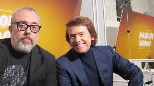 Raphael volverá a hacer cine tras cogerle el gustillo en 'Mi gran noche', de Álex de la Iglesia