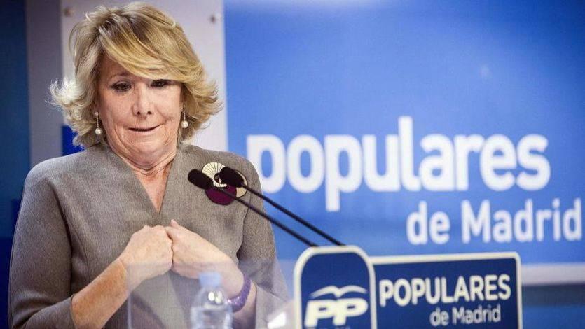 Polémica por un libro de primaria que alaba la gestión política de Esperanza Aguirre