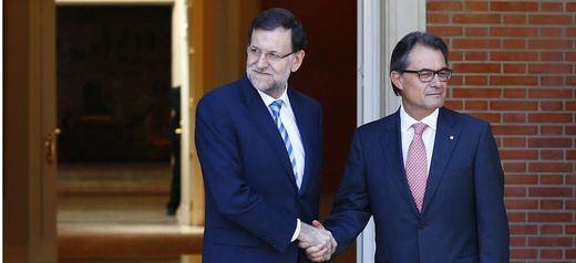 'El ultimátum de Mas': El Estado debe negociar la independencia tras el 27-S o se quedará con la deuda catalana