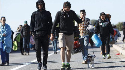 Hungría autoriza al Ejército a utilizar armas no letales en sus fronteras