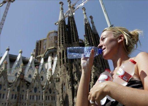 España recibió 47,2 millones de turistas extranjeros en los primeros ocho meses