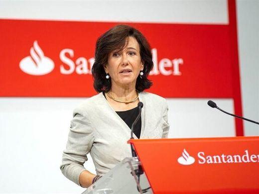 Banco Santander celebra mañana el día del inversor, el primero bajo mandato de Ana Botín