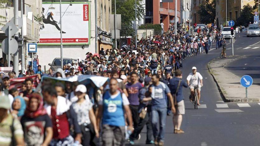 La Unión Europea alcanza un acuerdo 'por amplia mayoría' para reubicar a 120.000 refugiados