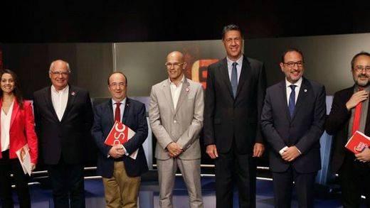 La calculadora electoral catalana: los candidatos del 27-S echan cuentas de escaños