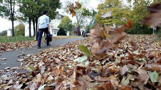 Comienza oficialmente un otoño que será más cálido y lluvioso de lo normal