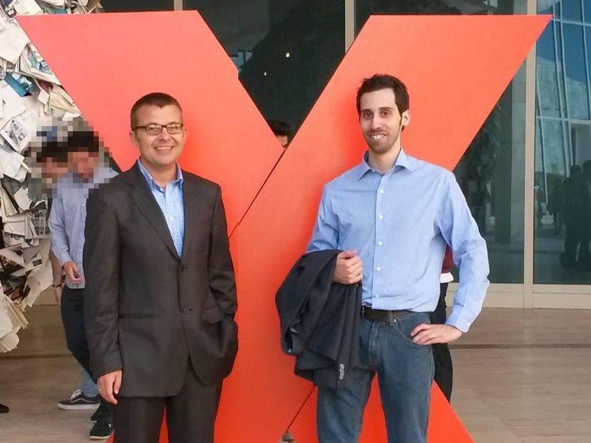 Alfonso J. Insua y Francisco Lorenzo, fundadores de Inteligencia Divergente