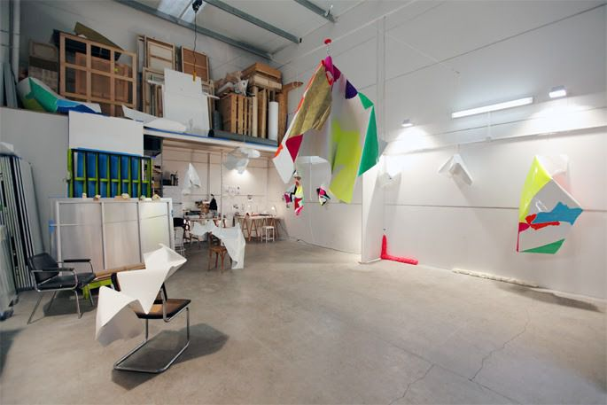 Open Studio Madrid regresa del 1 al 4 de octubre para descubrir 35 estudios y 92 artistas