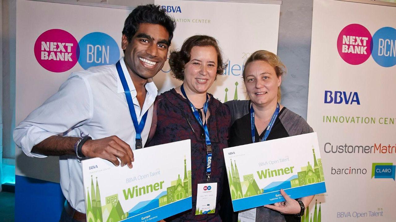 Las startups inglesas Everledger y Origin Markets ganan BBVA Open Talent Europa 2015