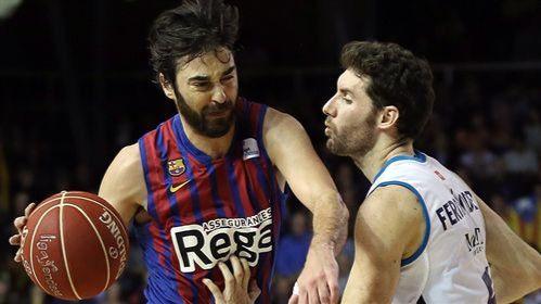 Unicaja-Real Madrid y Barcelona-Herbalife serán las semifinales de la Supercopa de baloncesto
