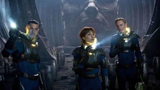 Ridley Scott anuncia 3 secuelas de 'Prometheus'