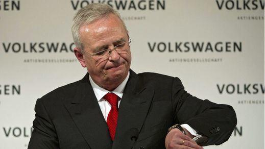 Dimite el presidente de Volkswagen, Martin Winterkorn, por el escándalo de las emisiones
