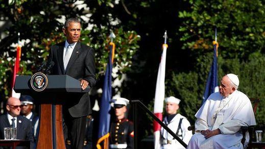 Sintonía total entre el Papa y Obama: el presidente de EEUU agradece el
