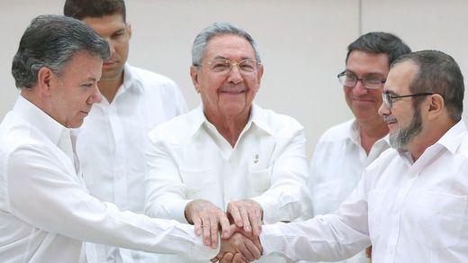 Otro acuerdo histórico en 2015: Colombia firma la paz con las FARC