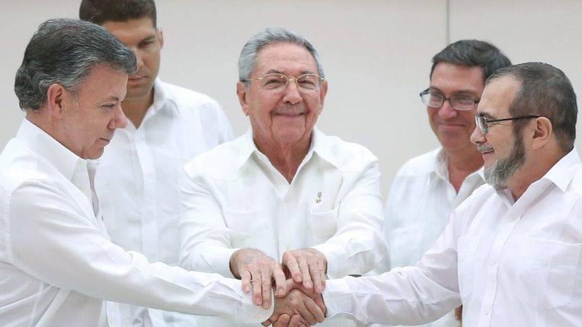 Otro acuerdo histórico en 2015: Colombia firmará la paz con las FARC en un máximo de 6 meses