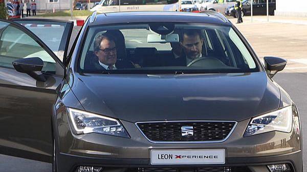 La española Seat comienza a estudiar si sus motores están salpicados por el 'escándalo Volkswagen'