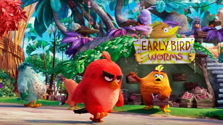 '¿Qué es un cerdo?': La película de 'Angry Birds' estrena tráiler