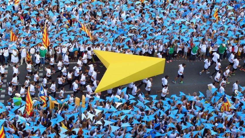 Lo que de verdad se está diciendo sobre las posibilidades de la independencia catalana al margen del 'circo político'