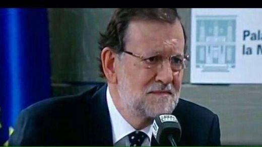 Los memes de la entrevista más surrealista de Rajoy triunfan en Internet