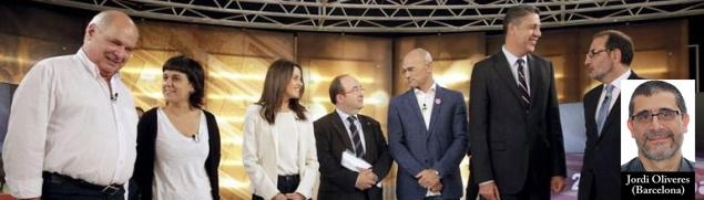 >> Los partidos catalanes afinan su mensaje en el último día de las elecciones más trascendentales desde 1980