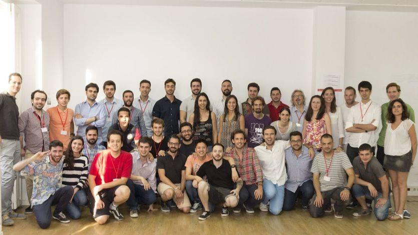 Emprendedores de ALLSTARTUP7