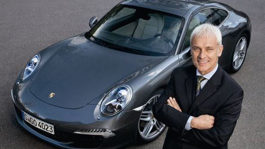 Matthias Müller asume la presidencia del grupo Volkswagen tras el escándalo de las emisiones