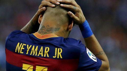 Brasil acusa a Neymar de evasión de impuestos