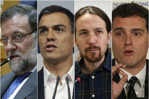 ¿Cómo afectará el 27-S a los cuatro grandes líderes políticos?