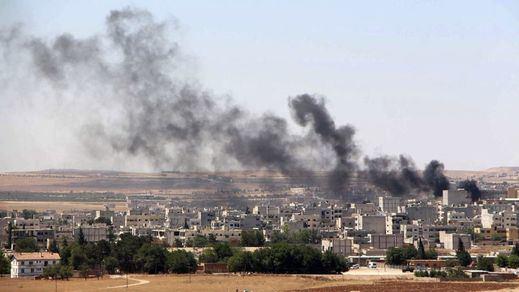 Francia ataca territorio sirio