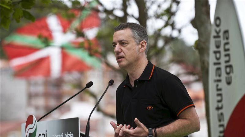 Urkullu advierte al Gobierno de que 'también tiene un problema en Euskadi'