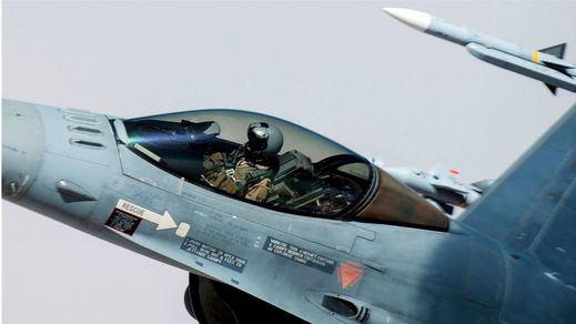 EEUU lidera un bombardeo contra el Estado Islámico en Siria e Irak