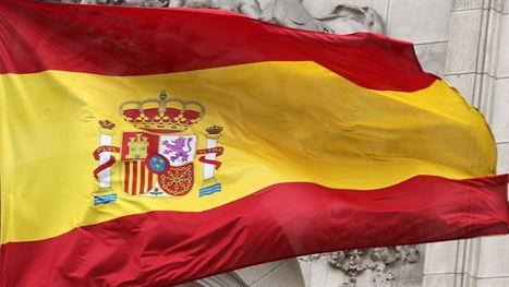 La rojigualda 'okupa' la Puerta del Sol en protesta contra la independencia de Cataluña