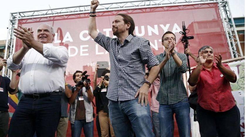 Duro golpe para Podemos tras ser arrasado por la polarización del 27-S
