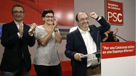 Un PSC conformista celebra ser la tercera fuerza política pese a haber perdido 4 escaños