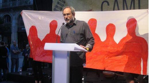 Antonio Baños (CUP) llama a