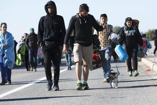 Las Cortes de Castilla-La Mancha debatirán esta semana sobre los refugiados