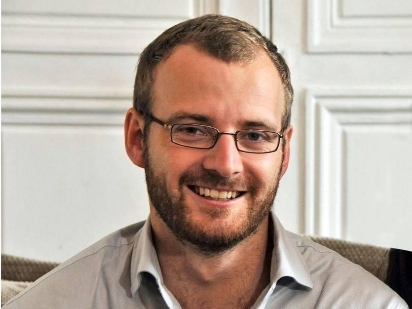 Alexis Deneux, CEO de Topnanny