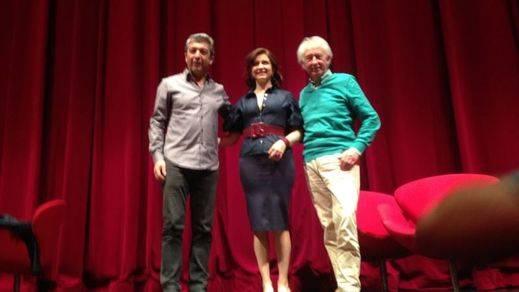 Ricardo Darín y Érica Rivas estrenan en España su versión de 'Secretos de un matrimonio' de Bergman