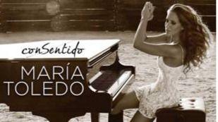 María Toledo: cantaora, pianista... y candidata a dos Grammy Latinos