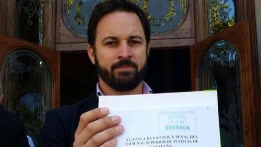 Vox intenta colgarse una medalla por la imputación de Artur Mas